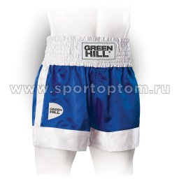 Трусы для кикбоксинга Green Hill FIGHTER KBSF-3746 Синий