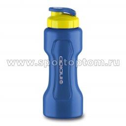 Бутылка для воды INDIGO ONEGA  IN009 720 мл Сине-Жёлтый