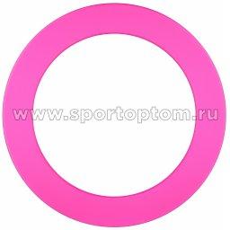 Чехол для обруча INDIGO бифлекс SM-381 Розовый