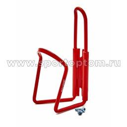 Вело Держатель фляги  алюминий HC 11 Красный