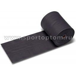 Эспандер ленточный  INDIGO HEAVY (ТПЭ) 6003-3 HKRB 25м*15см*0,55мм Черный