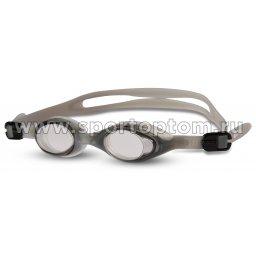 Очки для плавания детские INDIGO 601 G           Серый