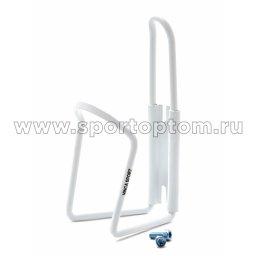 Вело Держатель фляги  алюминий HC 11 Белый