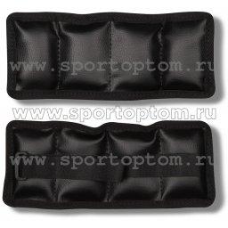 Утяжелители ПРОФИ и/к SM-150 2*0,5 кг Черный