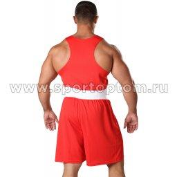 Форма боксёрская RSC BF BX 05 Красный (2)