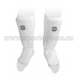 Защита голени и стопы RSC х/б, полиэстер PS 1316 Белый