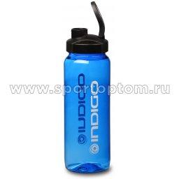 Бутылка для воды INDIGO VUOKSA 800 мл тритан IN007 Синий (2)