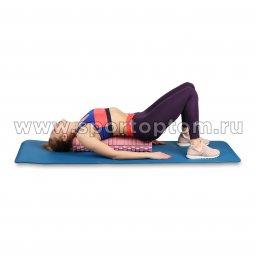 Модель Ролик массажный для йоги IN187 Розовый (2)