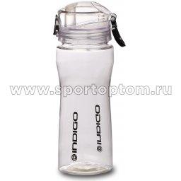 Бутылка для воды INDIGO TAIMIR тритан  IN005 625 мл Прозрачный