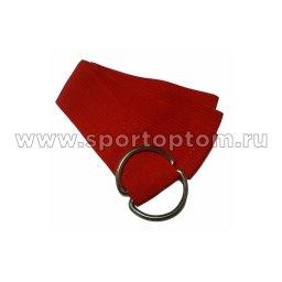 Ремешок для йоги  BF-1502 183 см Красный