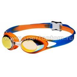 Очки для плавания детские BARRACUDA CARNAVAL  34710 Оранжево-синие-серый