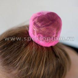 Сеточка для волос INDIGO Розовый