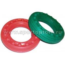 Эспандер кистевой кольцо 25 кг AOS 23002 7 см
