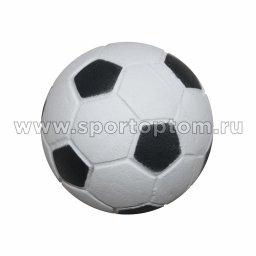 Мячик детcкий Футбол JOEREX AJJI26114                 7,2 см Черно-белый