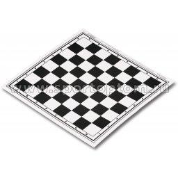 Поле шахматы/шашки  (ламинированный картон) SM-115                    30*30см