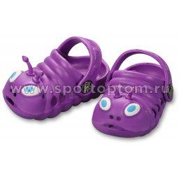 Сабо детские Ларфик  Д320 Фиолетовый