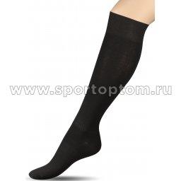 Гетры футбольные Спорт 2 Черный