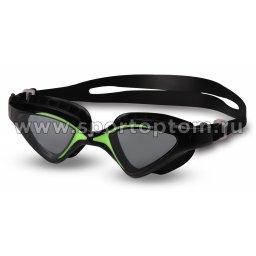 Очки для плавания INDIGO NEON  GS20-3     Черно-зеленый
