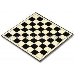 Поле шахматы/шашки переплётный картон 220 Q 33*33 см
