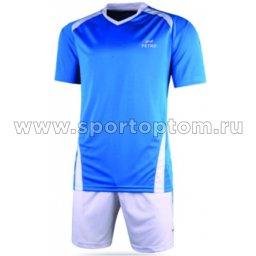 Форма футбольная INDIGO 300021        Голубо-белый