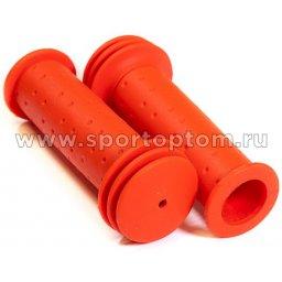 Вело Ручки  детские  HL-G 96   10,2см Красный